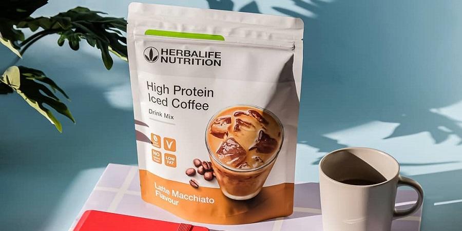 протеиновый кофе